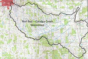 Catalpa Creek Restoration and Protection Project