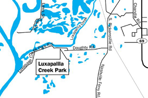 Geospatial Technologies as a Foundation to Organize a Bi-State Luxapallila Creek Watershed Alliance to Pursue Luxapallila Creek